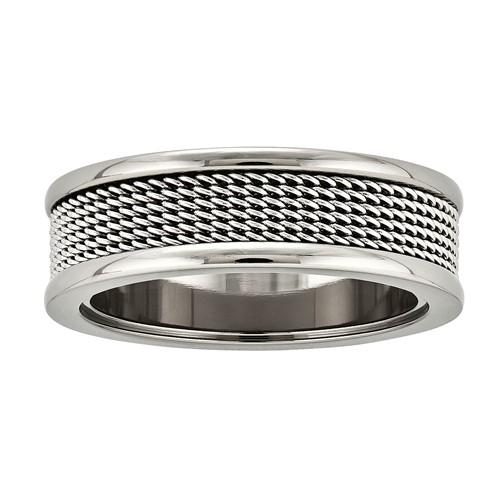 Modern Metals Rings