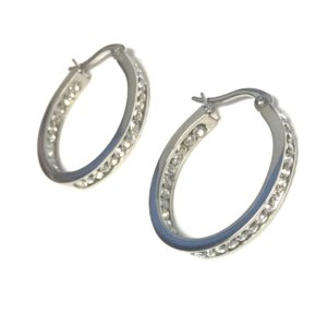 Stainless Steel Earrings by Toni bijoux